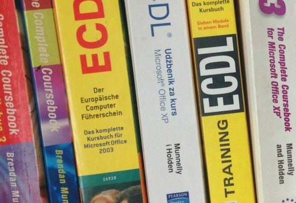 ECDL Books Mobile 1