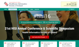 Website for HISI Conference